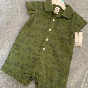 NWT one piece outfit for Boy!